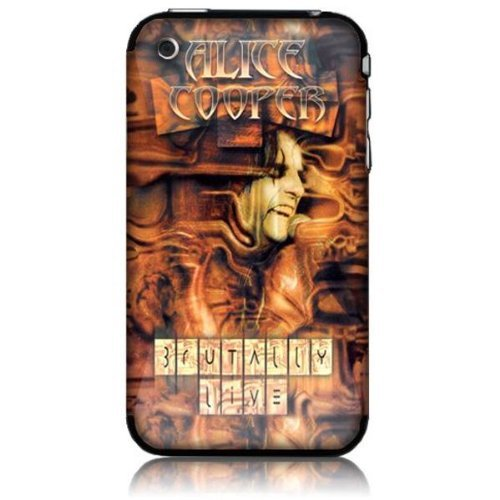 MusicSkins Alice Cooper Brutality Live, Skin per Apple iPhone 2G/3G/3G S