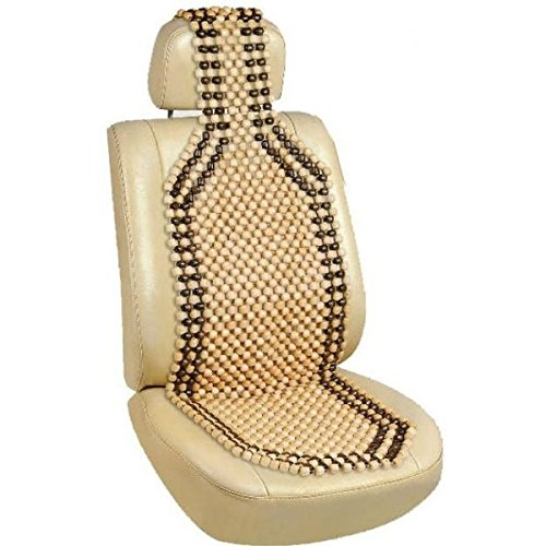 autosun premium quality car wooden bead seat cover for tata indica vista AutoSun Premium Quality Car Wooden Bead Seat Cover For Tata Indica Vista 51I73wrv yL