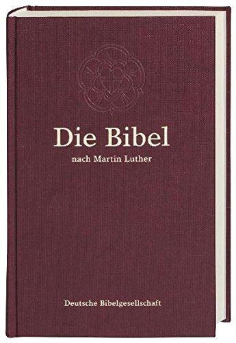 Die Bibel nach Martin Luther: Standardformat
