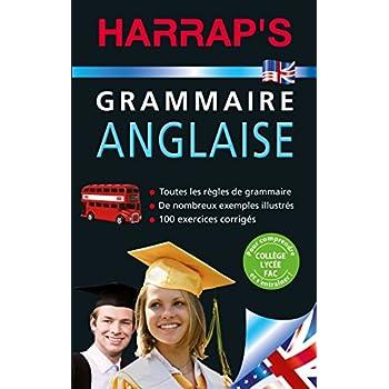 Harrap's Grammaire anglaise