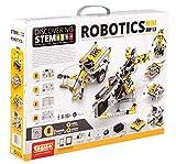 Engino STEM Bausatz Robotics Roboter bauen mit ERP Controller