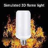 Symbol Flammen-Effekt Simulation der Lampe 6 W langlebige LED-Leuchtmittel für den Zimmer zu Hause