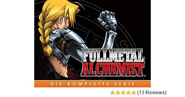 Amazonde Fullmetal Alchemist Die Komplette Serie Ansehen