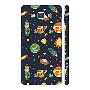 Enthopia Designer Hardshell Case Find Your Planet Back Cover for Samsung Galaxy E7