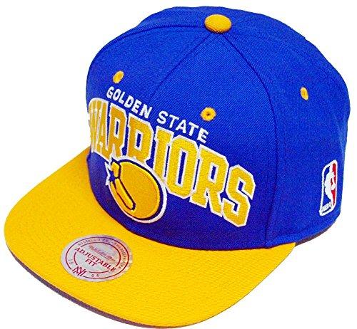 Golden State Warriors Team Arch Snapback Cap NA80Z Kappe ()