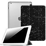 Fintie Hülle für iPad 2/3 / 4 - Ultradünne Superleicht Schutzhülle mit transparenter Rückseite Abdeckung Cover mit Auto Schlaf/Wach Funktion für iPad 4 / iPad 3 / iPad 2 Retina, Sternbild