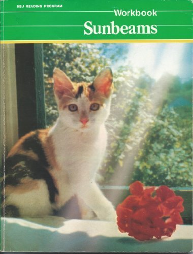 sunbeams-workbook-hbj-reading-program-level-8-by-margaret-early-1987-01-01