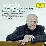 BARTOK - Boulez - Concertos pour piano 1-3