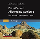 Press/Siever - Allgemeine Geologie - Bild-CD-ROM für Windows Vista/XP/2000/Nt4.0 SP2/98ME/98SE/98
