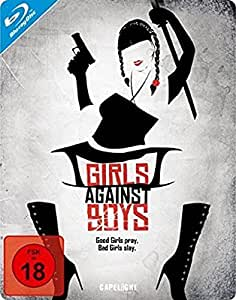 Girls against Boys - Steelbook [Blu-ray] [Limited Edition]