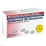 Ambroxol 30 Heumann, 50 St. Tabletten