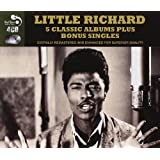5 Classic Albums Plus Bonus Singles [Audio CD] Little Richard