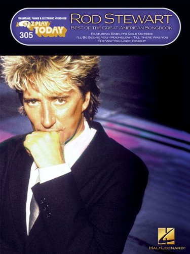 Rod Stewart - Best of the Great American Songbook Piano Ou Clavier (E-z Play Today)