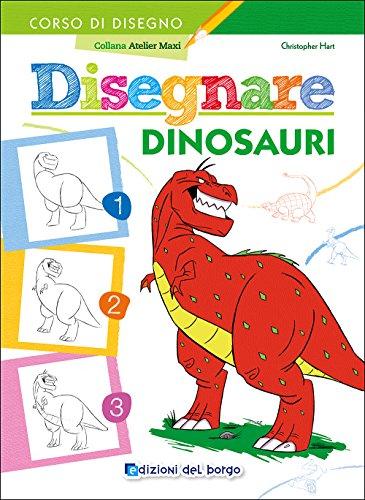 Disegnare dinosauri (Atelier Maxi)
