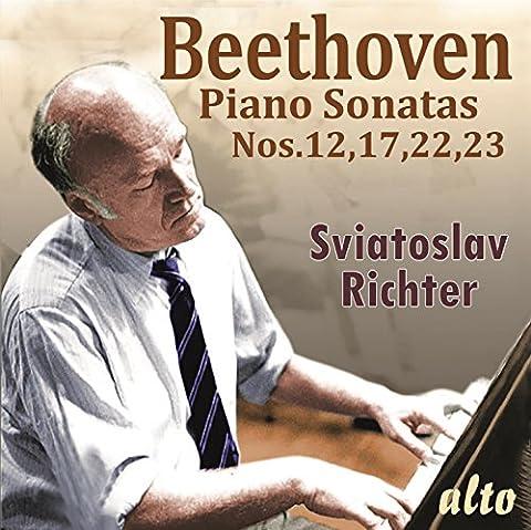 Beethoven: Piano Sonatas Nos. 12, 17, 22, 13 (includes 'Funeral