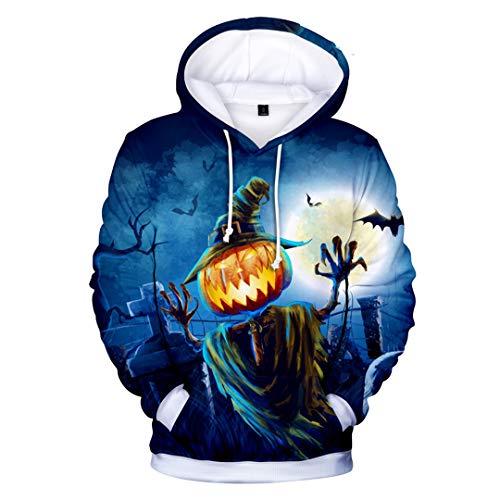 n Hoodie Frauen Mit Kapuze Sweatshirts Pullover Tops Kapuzen Hoody Femme Weihnachten Kleidung Color 1 M ()