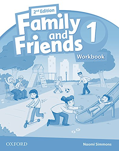 Family and Friends 2nd Edition 1. Activity Book Literacy Power Pack 2018 (Family & Friends Second Edition)