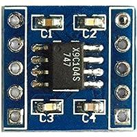 CAOLATOR X9C104 Módulo de Potenciómetro Digital