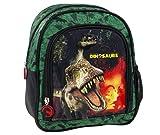 Dino Dinosaurier Rucksack TASCHE Kindergarten KINDERGARTENRUCKSACK T-REX und Sticker Von Kids4shop