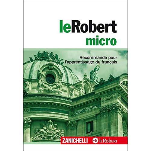 Le Robert Micro