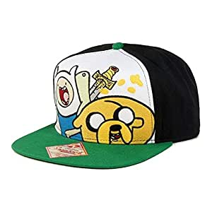 Adventure Time - Casquette hip hop Finn & Jake