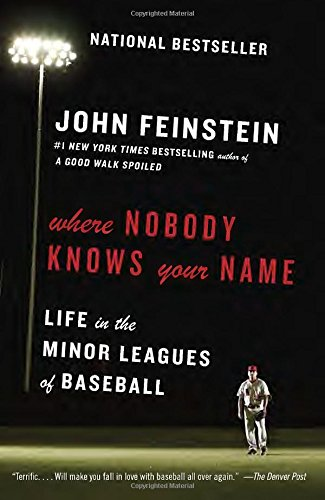 Where Nobody Knows Your Name: Life in the Minor Leagues of Baseball (Anchor Sports) (Aaa Baseball)