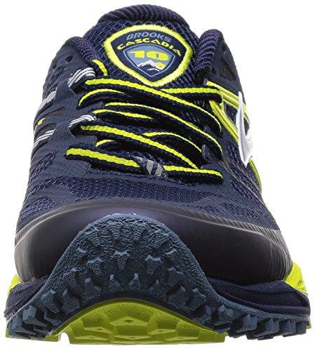 Brooks Cascadia 10, Scarpe sportive, Uomo Azul