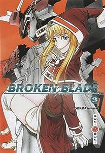 Broken Blade Edition simple Tome 3