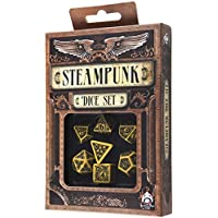 Q-workshop Steampunk Dice Set