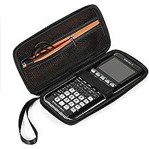 Pixnor à une représentation graphique calculatrice Texas Instruments TI-84 / Plus CE dure EVA transportant boîtier de rangement voyage affaire sac pochette de protection antichoc