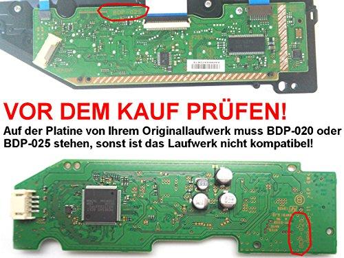 [PS4] Playstation 4 KEM-490AAA/KES-490A BluRay-Laufwerk BDP-020 BDP-025 Drive