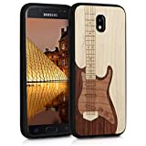 kwmobile Wooden protection case for Samsung Galaxy J5
