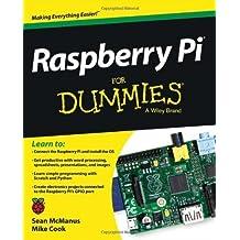 Raspberry Pi For Dummies by Sean McManus (2013-03-26)