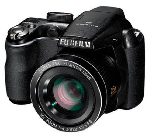 Fujifilm FinePix S3300 14MP Point and Shoot Camera (Black) with 26x Optical Zoom  available at amazon for Rs.33088