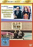 Tin Men - Zwei haarsträubende Rivalen / Die unglaubl. Entführung der verrückten Mrs. Stone [2 DVDs]