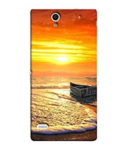 Fuson Designer Back Case Cover for Sony Xperia C4 Dual :: Sony Xperia C4 Dual E5333 E5343 E5363 (Friend Boy Dady Papa Student Father Girl Child )