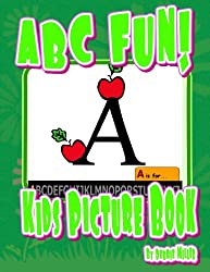 ABC Fun Kids Picture Book (Discover and Learn The Alphabet)