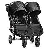 Baby Jogger City Mini Double GT Passeggino, Nero/Black
