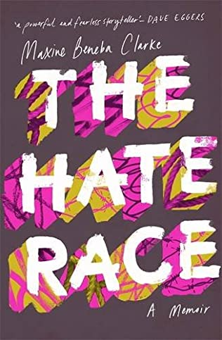 book cover of The Hate Race