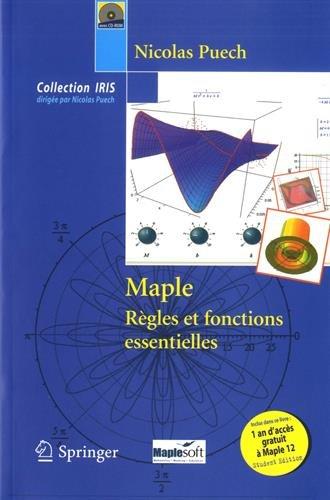 Maple Règles et fonctions essentielles
