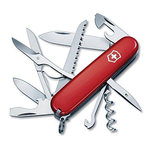 Victorinox Taschenwerkzeug Offiziersmesser Huntsman Rot