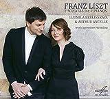 Saint-Saens / Liszt: 2 Sonaten für 2 Klaviere -