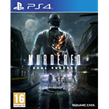 Murdered: Soul Suspect (PS4) by Square Enix