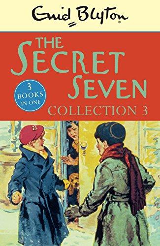 Secret Seven Collection 3, books 7-9