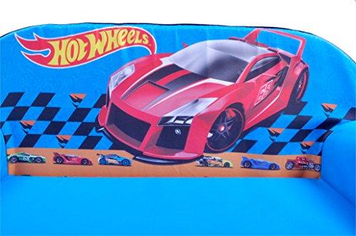 Knorrtoys 88684 - Hot Wheels Kindersofa - 2