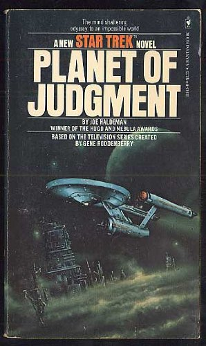 Planet Of Judgement (Star Trek Adventures 5)