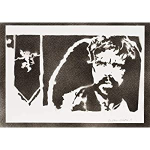 Tyrion Lannister Game Of Thrones Poster Plakat Handmade Graffiti Sreet Art - Artwork