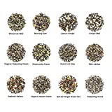 #10: Teabox Green Teas Assorted 44-count Sampler Pack | 10 Tea Varieties of 4 Teapacs each (4 Free Exotic Sample Teapacs included) |100% Natural Ingredients | Sealed-at-Source Freshness