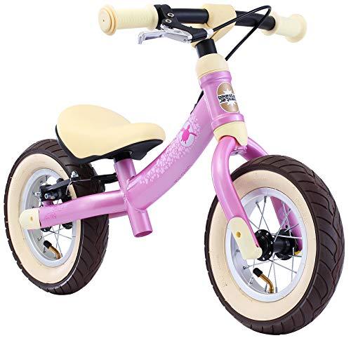 Bicicleta para bebés de 2 años sin pedales BIKESTAR