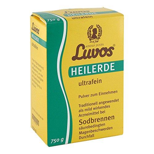 Luvos Heilerde ultrafein 750 g
